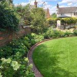 Cottage garden finished