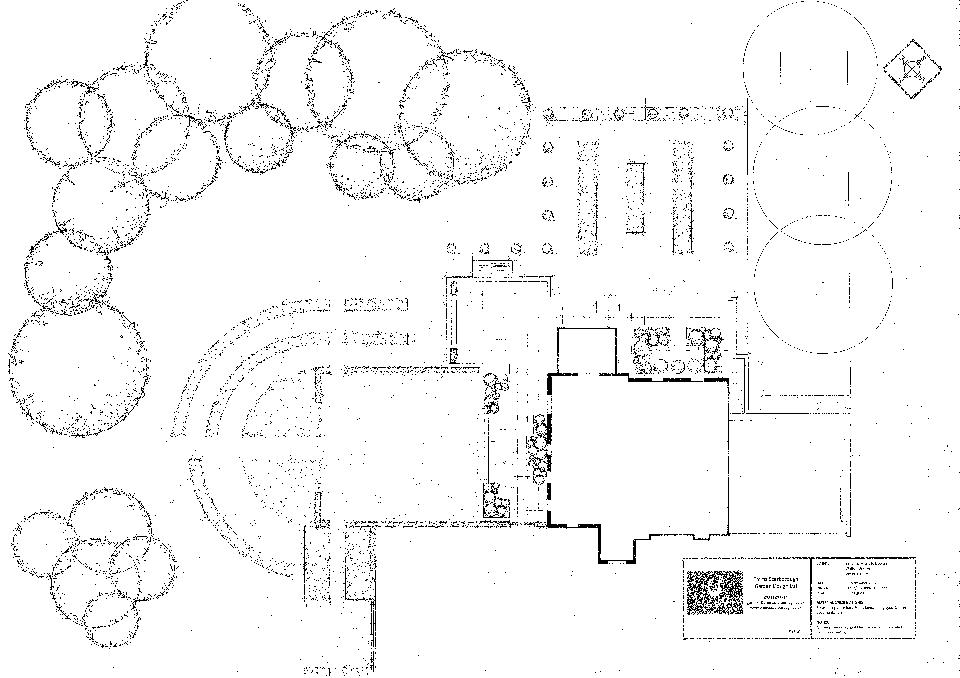 The Grange - final plan